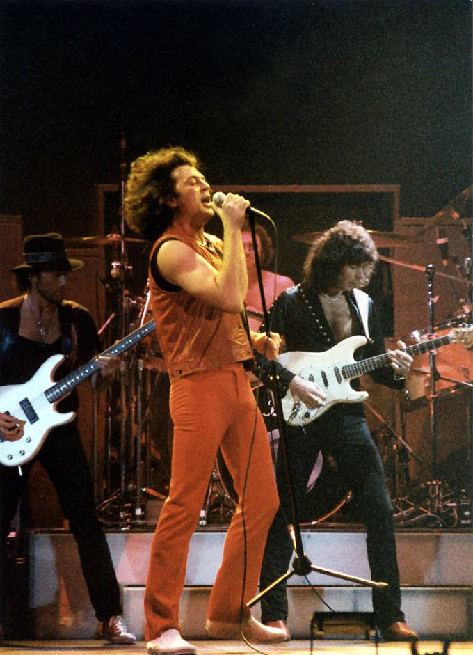Deep Purple en 1985