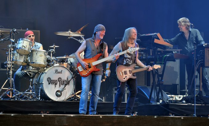 Deep Purple en 2013