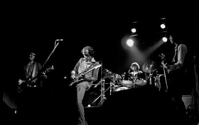 Dire Straits sur scène