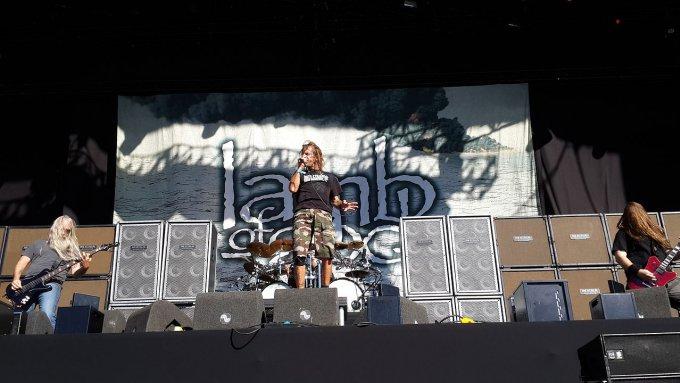 Lamb Of God sur scène