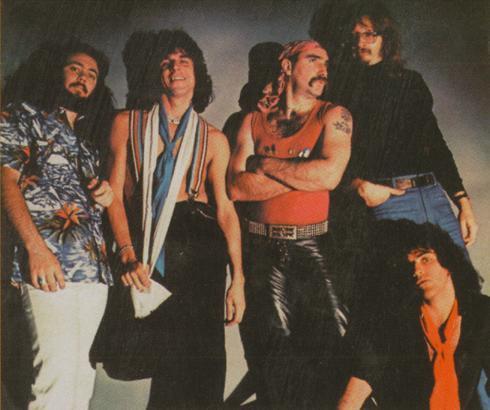 Ram Jam dans les années 70