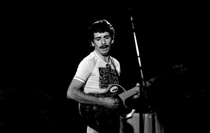 Santana en 1973