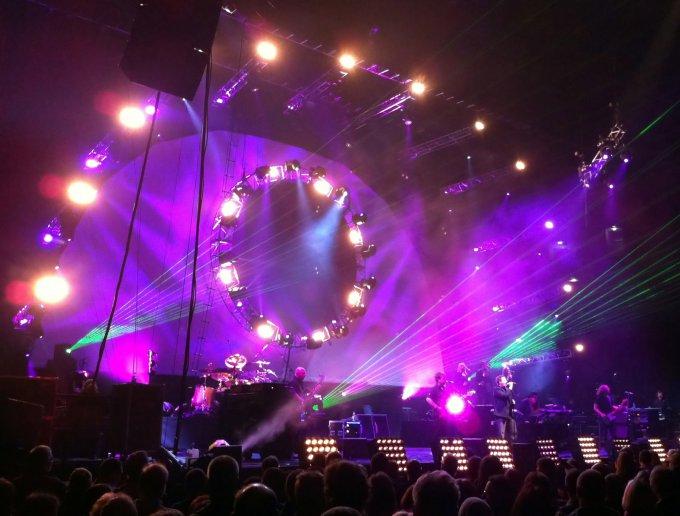 Pink Floyd sur scène