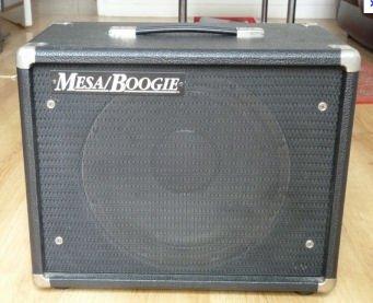 Un haut parleur Mesa/Boogie